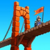 Cover Bridge Constructor Medieval