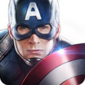 Cover Captain America: The Winter Soldier - The Official Game (iOS)