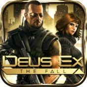Cover Deus Ex: The Fall