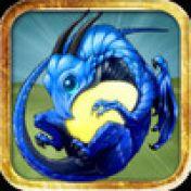 Cover Dragon Island Blue