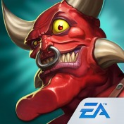 Cover Dungeon Keeper (iOS)