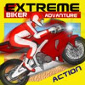 Cover Extreme Biker