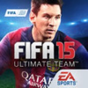 Cover FIFA 15 Ultimate Team by EA SPORTS