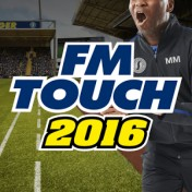 Cover Football Manager Touch 2016
