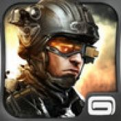 Cover Modern Combat 4: Zero Hour (iOS)