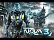 Cover N.O.V.A. 3 - Near Orbit Vanguard Alliance (iOS)