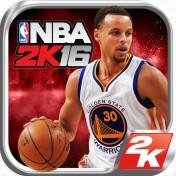 Cover NBA 2K16