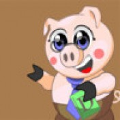 Cover !Piggy (puzzle game with the choice of words)!