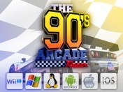 Cover The 90's Arcade Racer