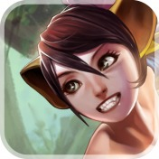 Cover Vain Glory (iOS)