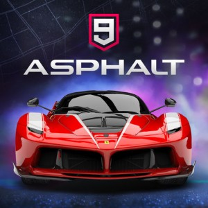 Cover Asphalt 9: Legends (iOS)