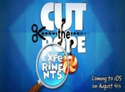 Cover Cut the Rope: Experiments