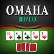 Cover !iM: Hi Lo classic omaha texas poker card game.
