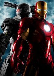 Cover Iron Man 2 (iOS)