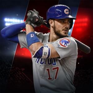 Cover MLB Tap Sports Baseball 2018