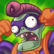 Cover Plants vs. Zombies Heroes