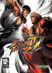 Cover Street Fighter IV