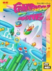 Cover Fantasy Zone (MSX)