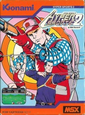 Cover Hyper Sports 2