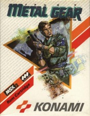 Cover Metal Gear