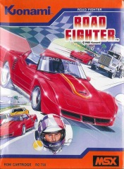 Cover Road Fighter