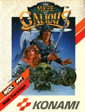 Cover The Maze of Galious
