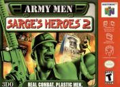Cover Army Men: Sarge's Heroes 2