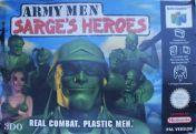 Cover Army Men: Sarge's Heroes