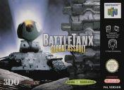 Cover BattleTanx: Global Assault
