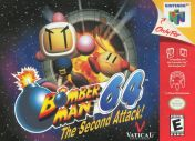 Cover Bomberman 64: The Second Attack!