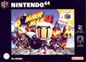 Cover Bomberman 64