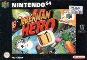 Cover Bomberman Hero