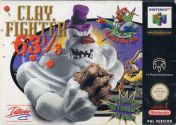 Cover ClayFighter 63 1/3