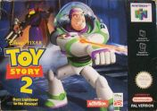 Cover Disney/Pixar Toy Story 2: Buzz Lightyear to the Rescue