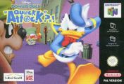 Cover Disney's Donald Duck Goin' Quackers