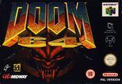 Cover Doom 64