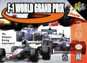 Cover F-1 World Grand Prix
