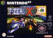 Cover F-Zero X