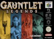 Cover Gauntlet Legends