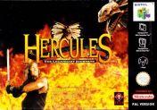 Cover Hercules: The Legendary Journeys