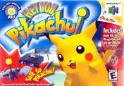 Cover Hey You, Pikachu!