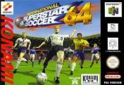 Cover International Superstar Soccer 64