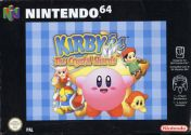 Cover Kirby 64: The Crystal Shards