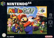 Cover Mario Golf