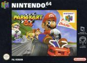 Cover Mario Kart 64