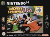 Cover Mickey's Speedway USA