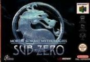 Cover Mortal Kombat Mythologies: Sub-Zero
