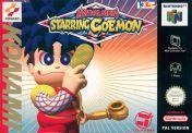 Cover Mystical Ninja starring Goemon