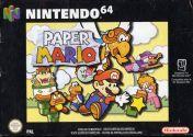 Cover Paper Mario