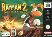 Cover Rayman 2: The Great Escape (Nintendo 64)